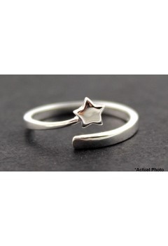 Little Star 92.5 Sterling Silver Ring