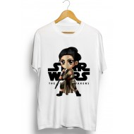 Rey Star Wars Chibi Shirt