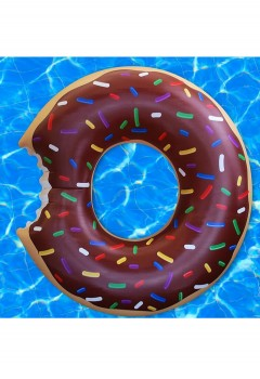 Donut Pool and Beach Floaters