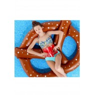 Pretzel Pool and Beach Floaters