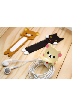 Rilakkuma and Friends Cable Winder
