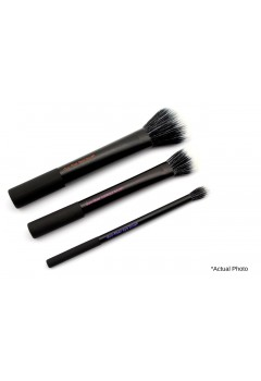 REAL TECHNIQUES Black Duo Fiber Collection Make Up Brush ORIGINAL