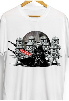 Darth Vader with Clones Starwars Chibi Shirt