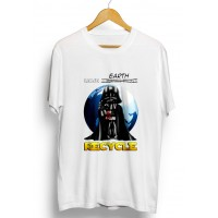 Darth Vader Recycle Starwars Chibi Shirt
