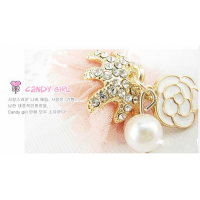 Flower Charms Dust Stopper