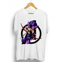 Hawk Eye Avengers Chibi Shirt