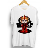 Queen Amidala Star Wars Chibi Shirt