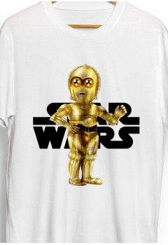 C-3PO Star Wars Chibi Shirt