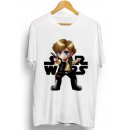 Han Solo Star Wars Chibi Shirt