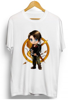 Katniss Everdeen Chibi Shirt