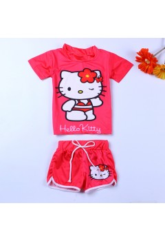 Hello Kitty Kids Swimwear Set