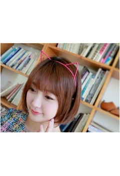 Cat Ear Wire Hair Band