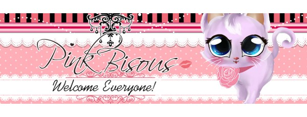 A warm greeting from PinkBisous